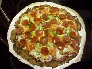 Paleo Pizza - Johnny B Truant