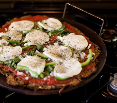 Paleo / Primal Pizza Recipe