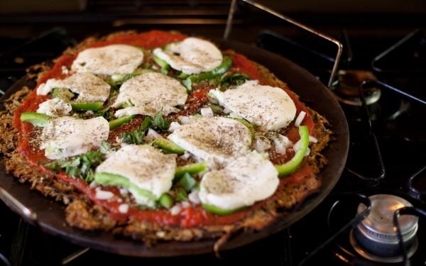 Paleo / Primal Pizza Recipe