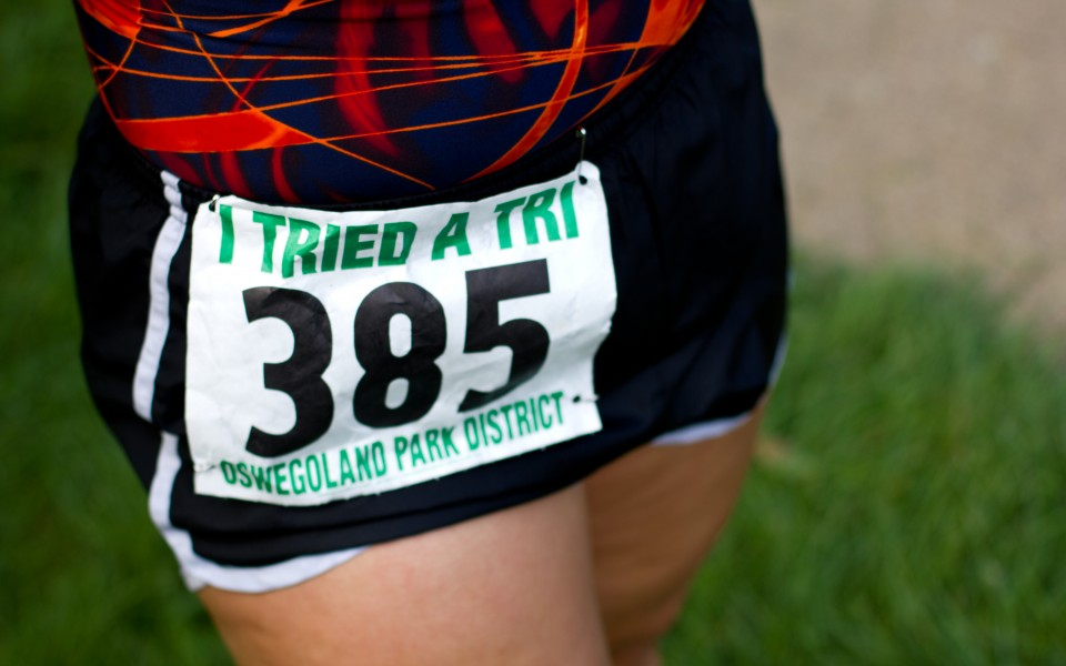 I Tried A Tri - Oswegoland Park District Triathlon