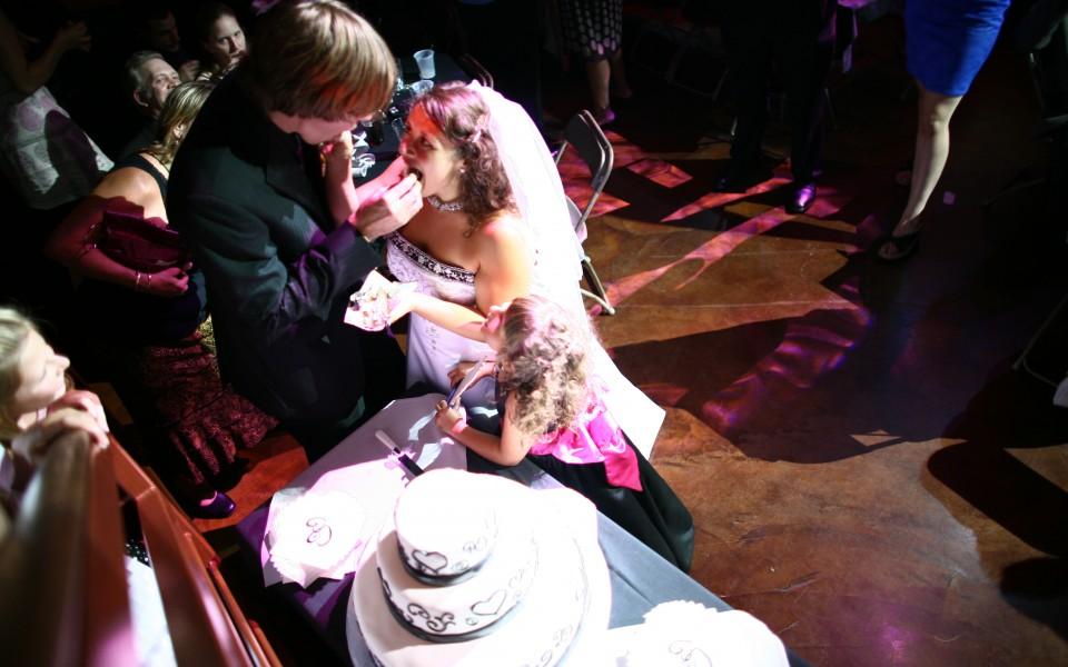 Jeff and Marla Sarris - Austin's Saloon Wedding Anniversary