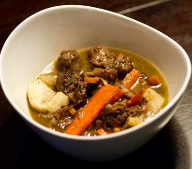 Paleo Oxtail Stew