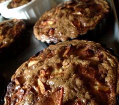 Mini Breakfast Primal Apple Pies