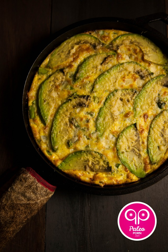 Crustless Paleo Quiche