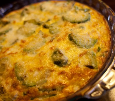 Paleo Crustless Quiche