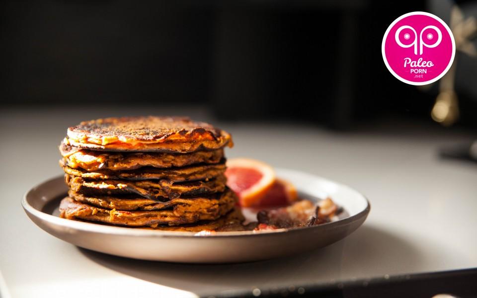 Paleo Recipe Paleo Pumpkin Pancakes