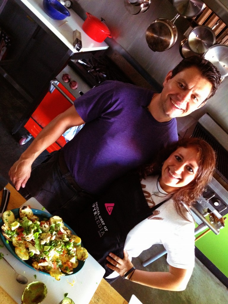 Paleo Nachos with Vic Magary