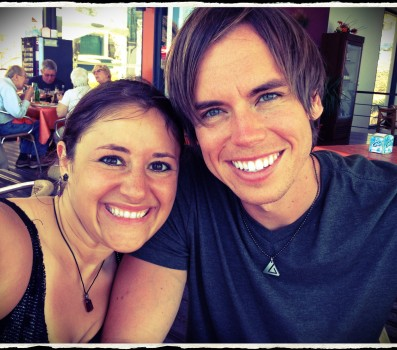 Jeff and Marla Sarris 2012