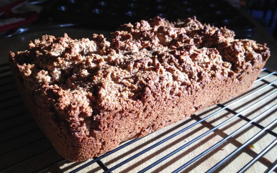 Basic Paleo Bread