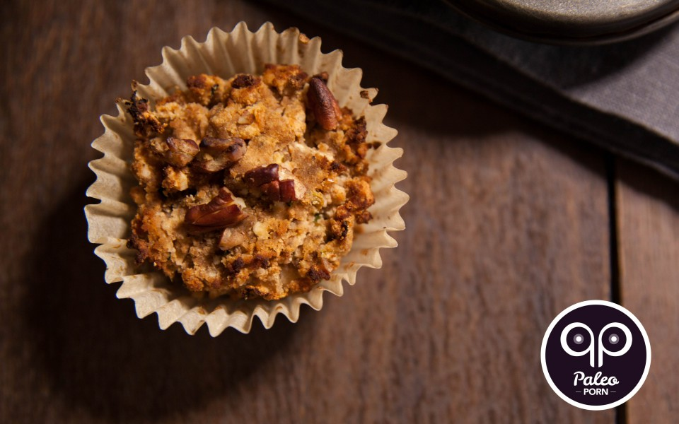 Paleo Recipe Paleo Zucchini Muffins with Apple