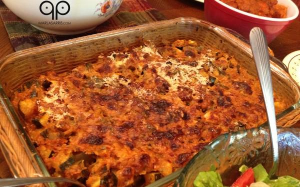 Primal Zucchini Bake
