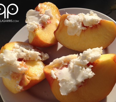 Paleo Peaches and Cream 01