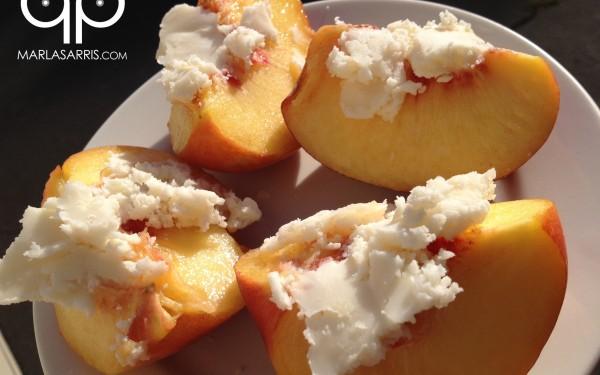 Paleo Peaches and Cream 01