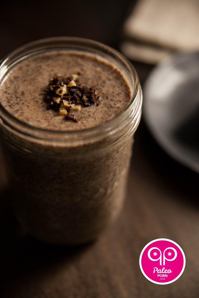 Cookies and Cream Paleo Smoothie