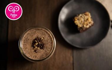 Paleo Recipe Cookies and Cream Paleo Smoothie