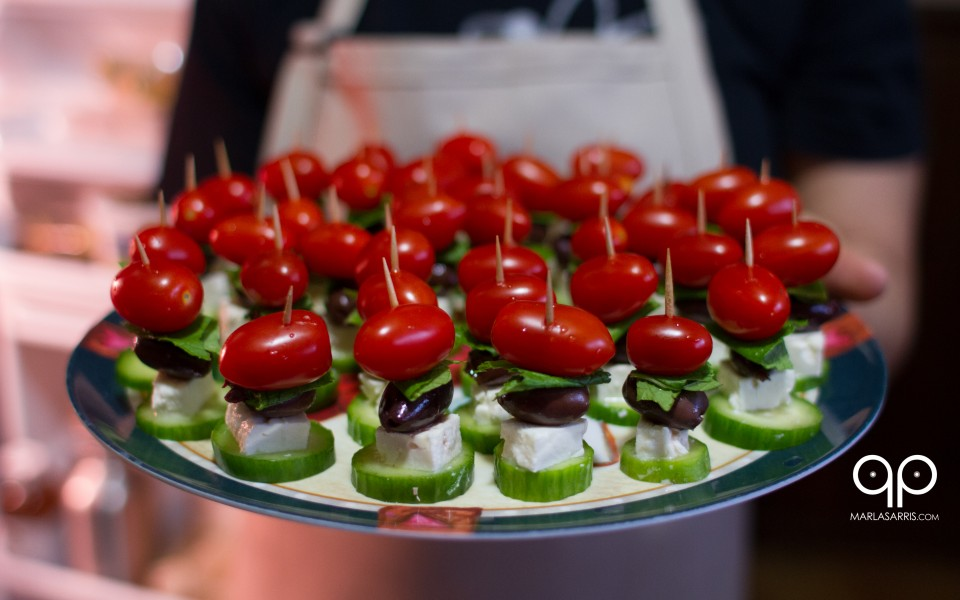 Bite Size Greek Salad