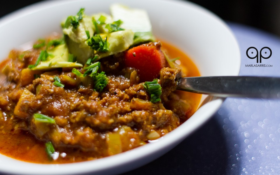 Everything But The Kitchen Sink Chili
