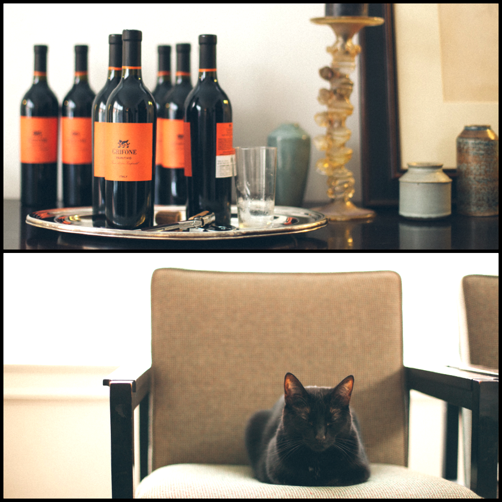 Marla Sarris Pigskin Paleo LIVE with Airbnb - Wine