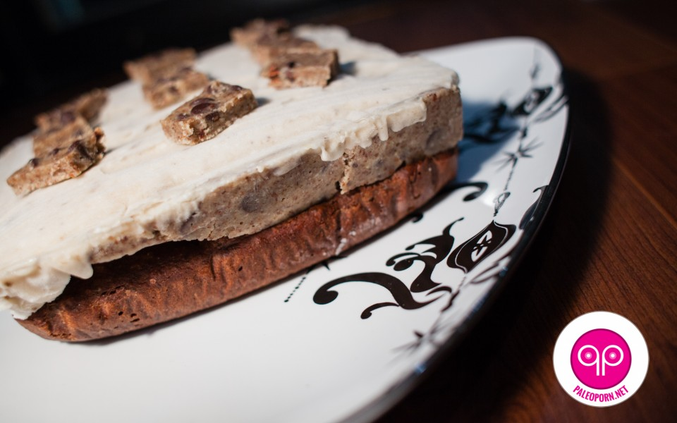 Paleo Ice Cream Cake