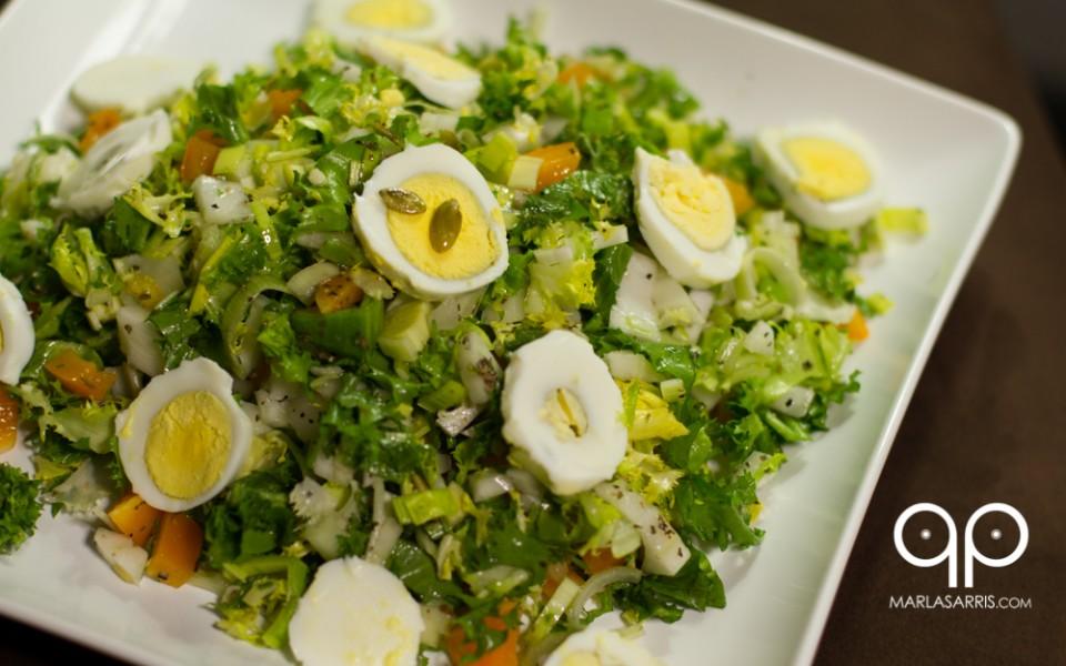 Paleo Endive Chipotle Salad2
