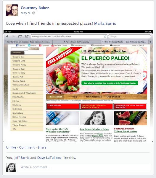 Marla Sarris on U.S. Wellness Meats