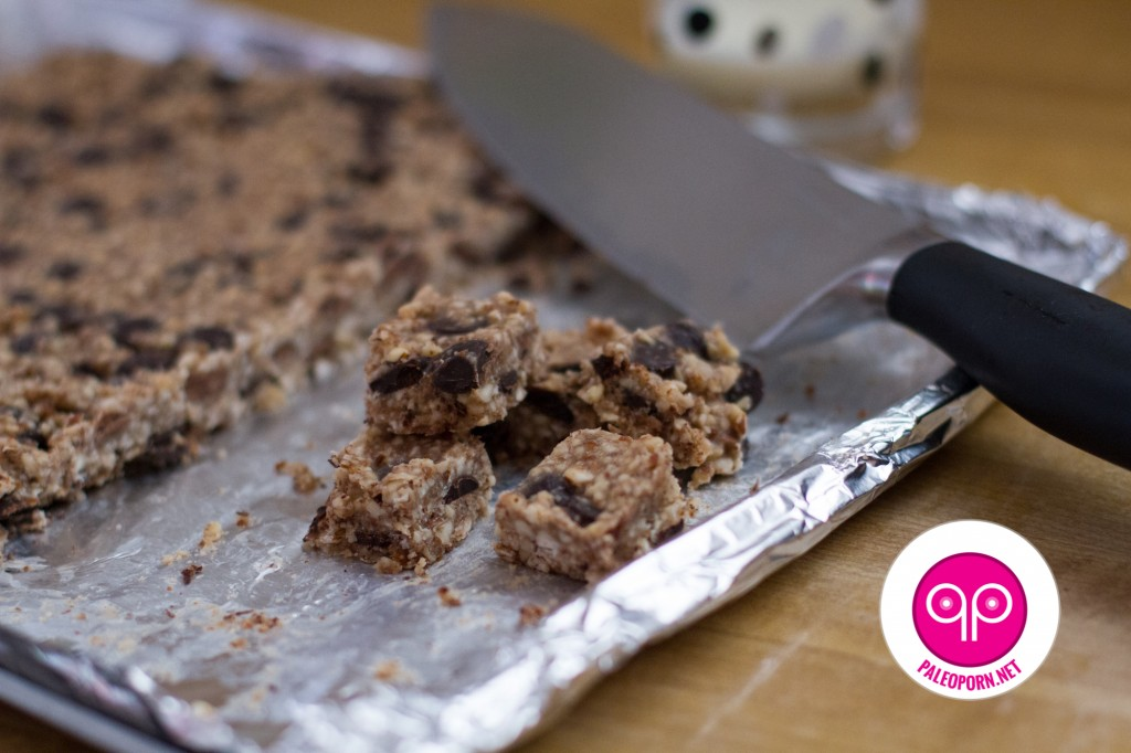 Paleo Chocolate Chip Cookie Dough