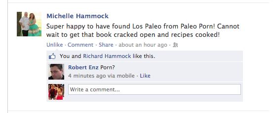 Los Paleo on Facebook