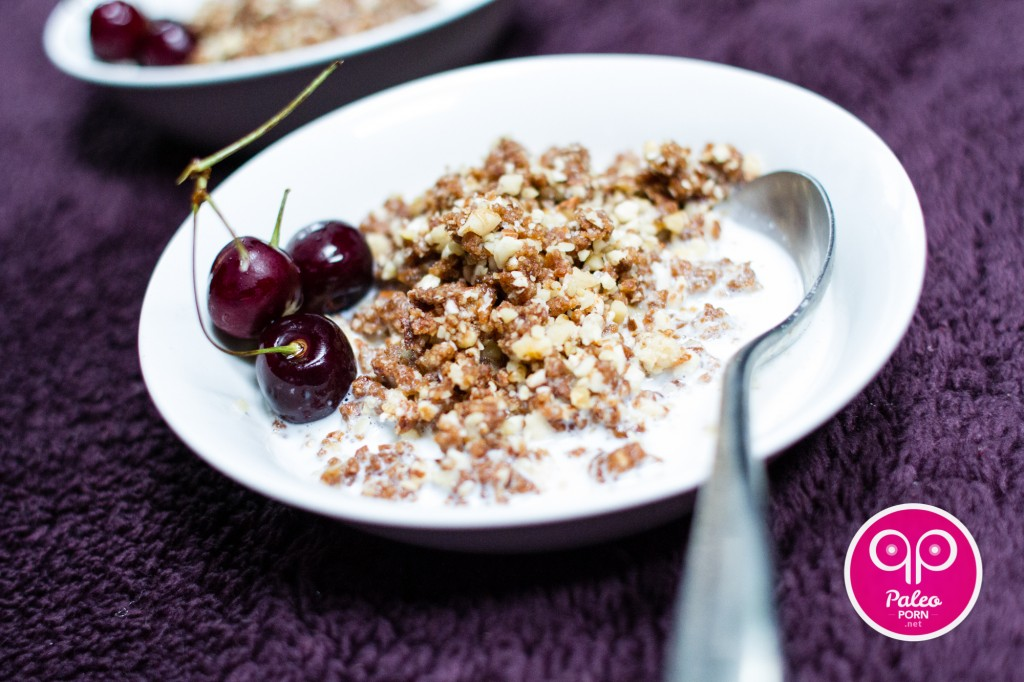 Paleo Breakfast Cereal