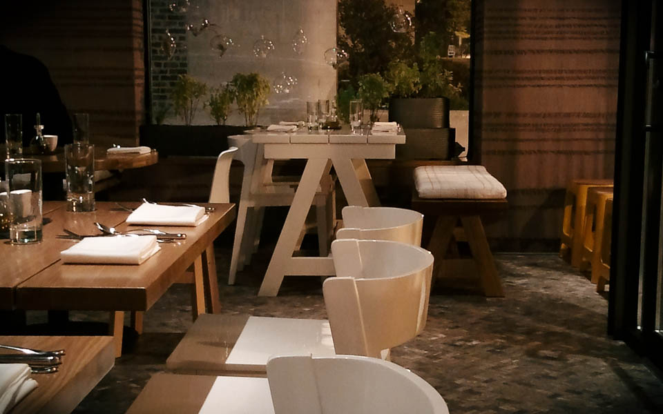 Chicago Paleo Friendly Restaurant: Senza
