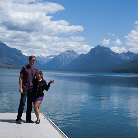 Glacier National Park Jeff & Marla Sarris