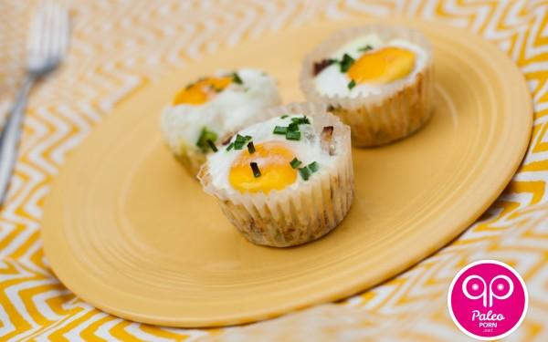 Savory Paleo Muffins