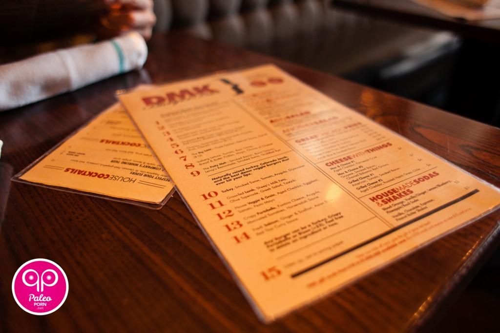 DMK Burger Bar Paleo Restaurant Chicago