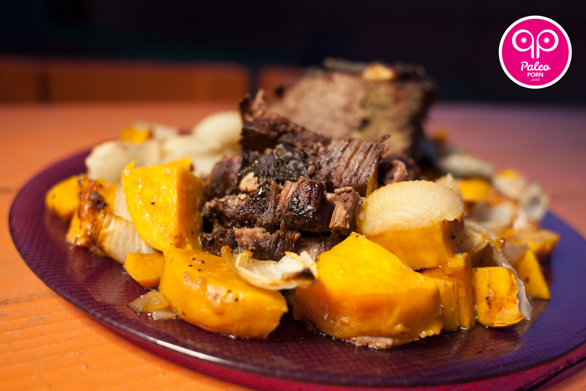 Paleo Bottom Round Roast