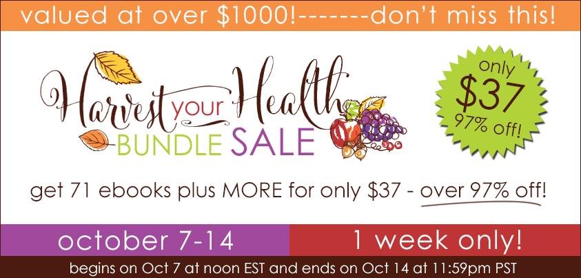 Harvest Your Health Bundle