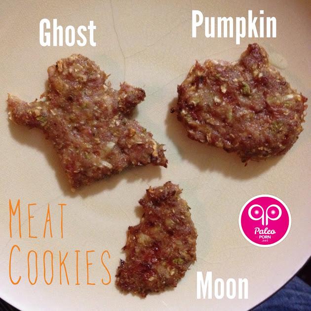 Paleo Meat Cookies