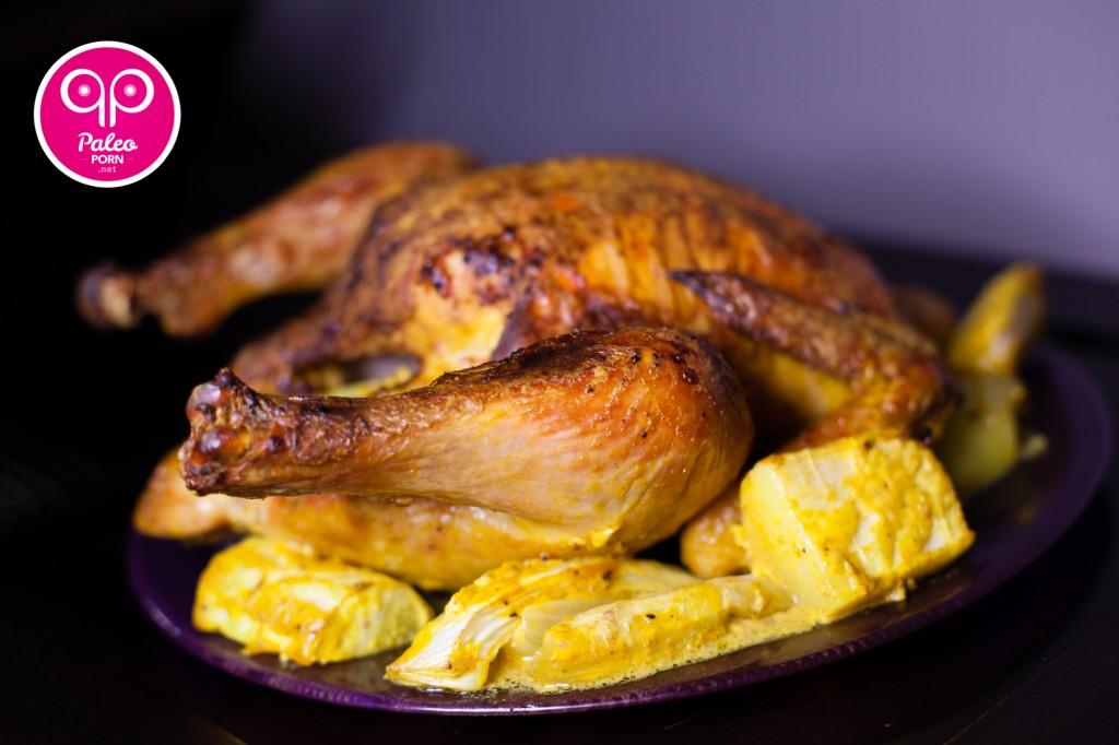 Whole Paleo Tandoori Chicken