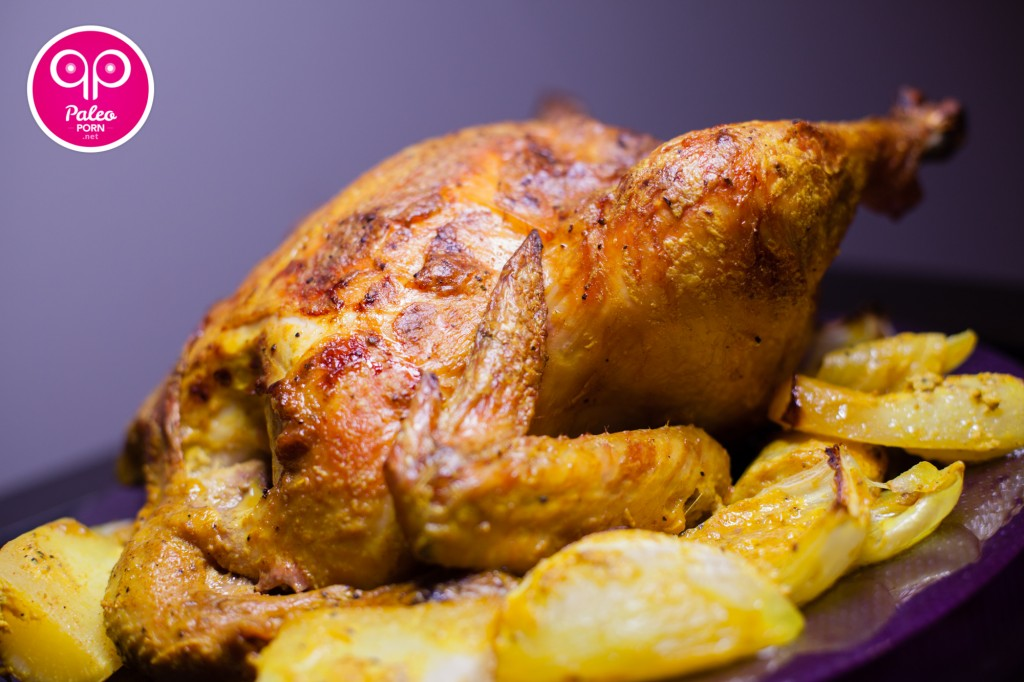 Whole Paleo Tandoori Chicken