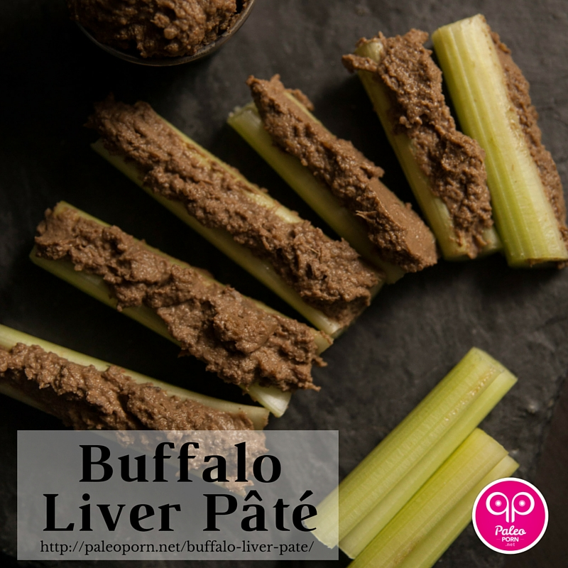 Buffalo Liver Pâté