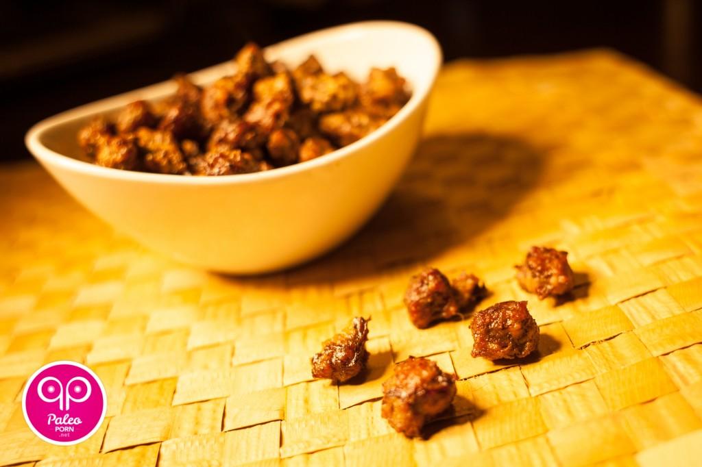 Ground Beef Paleo Popcorn