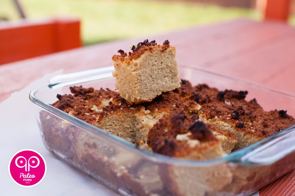 Maple Paleo Cornbread