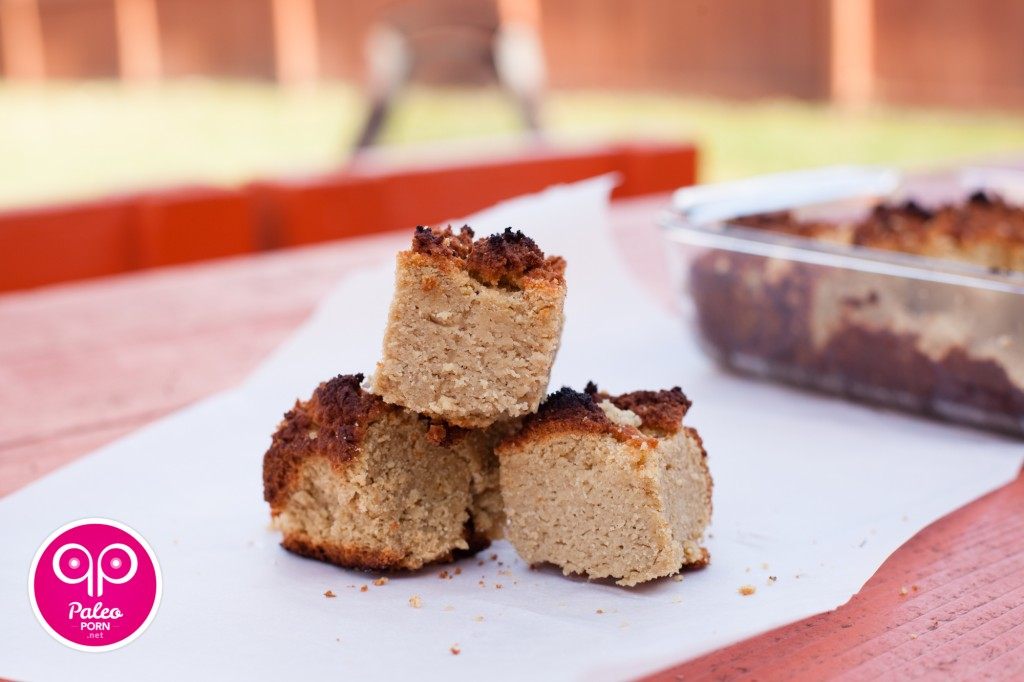 Maple Paleo Cornbread