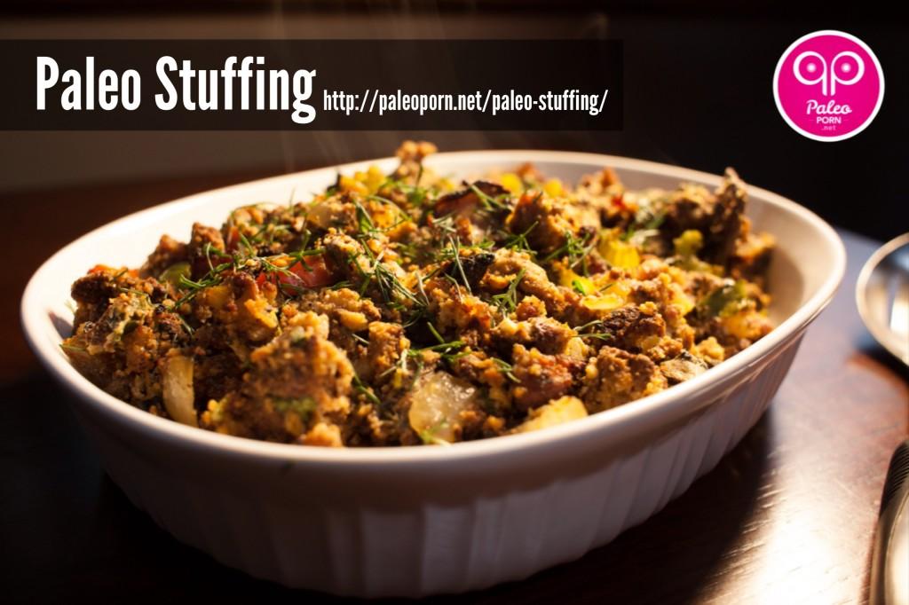 Paleo Stuffing