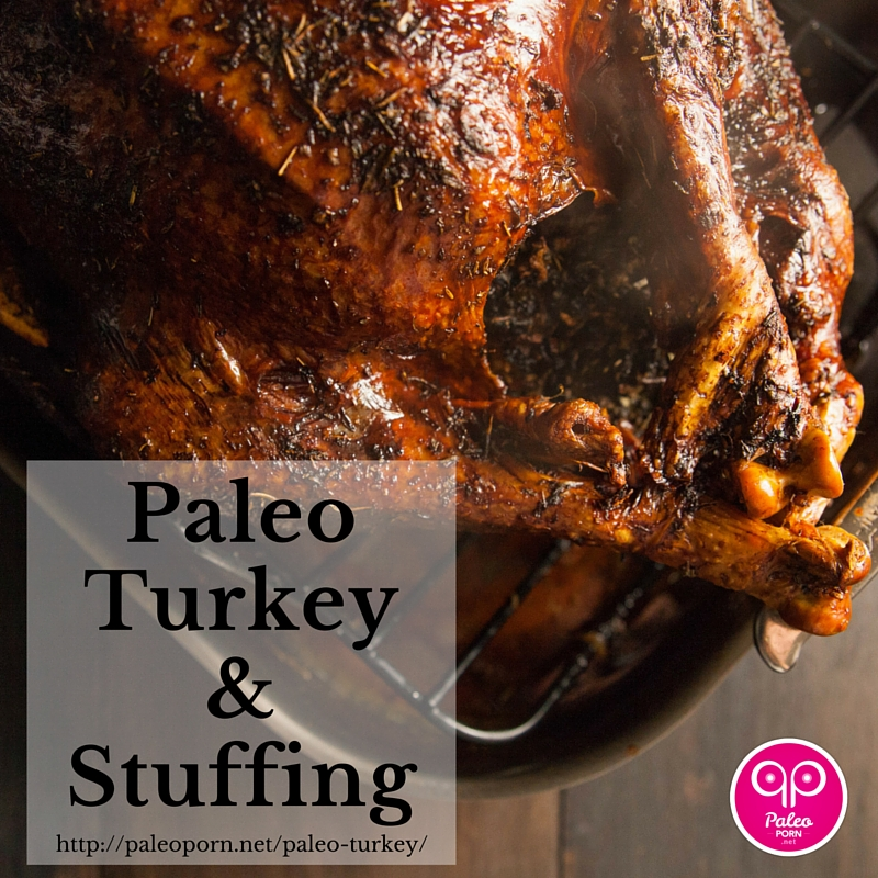 Paleo Turkey & Stuffing