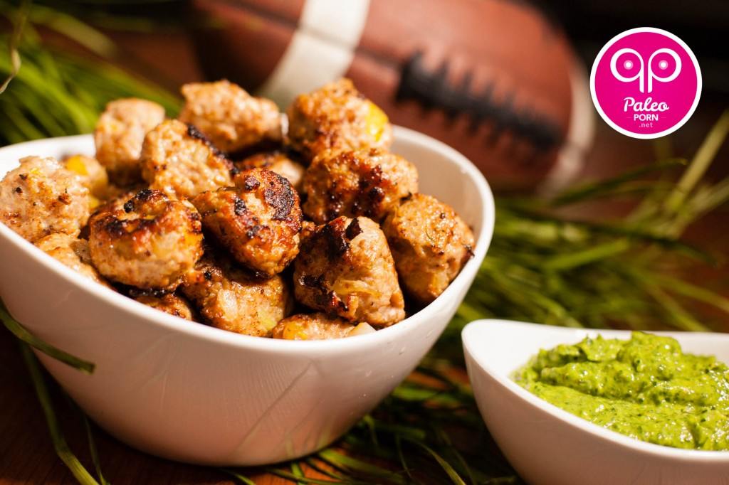 Game Day Recipes Fowl Balls
