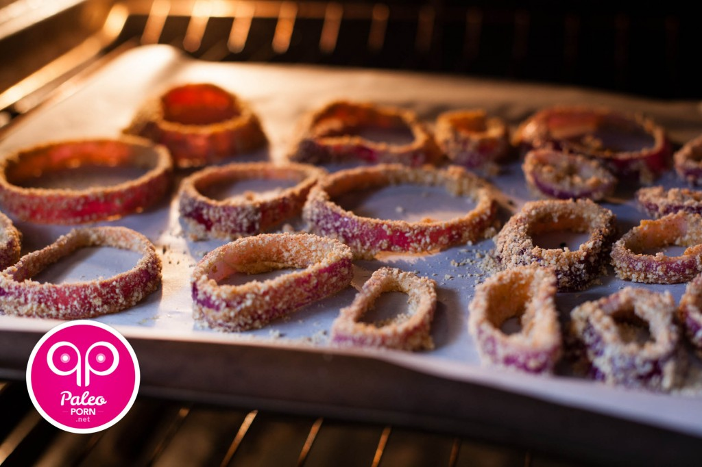 Paleo Onion Rings