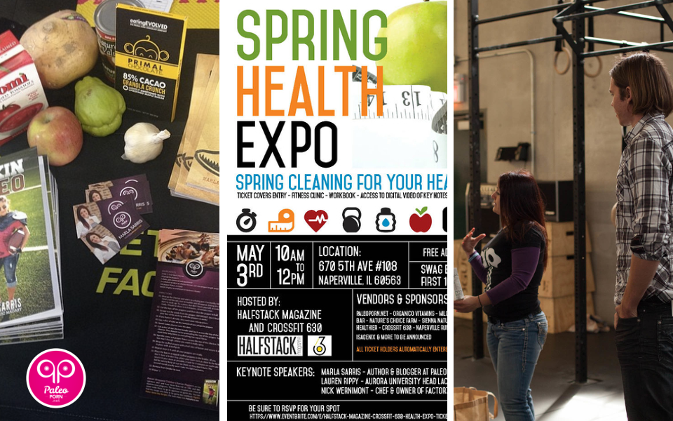 Halfstack Spring Health Expo