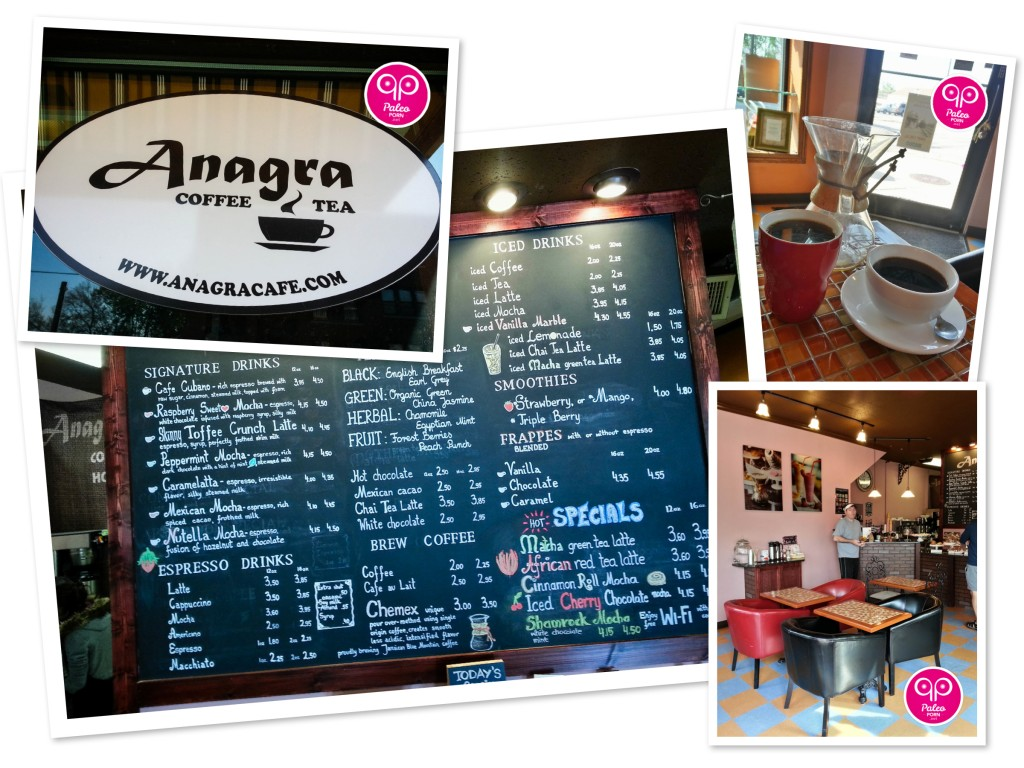Anagra Coffee & Tea Chicago