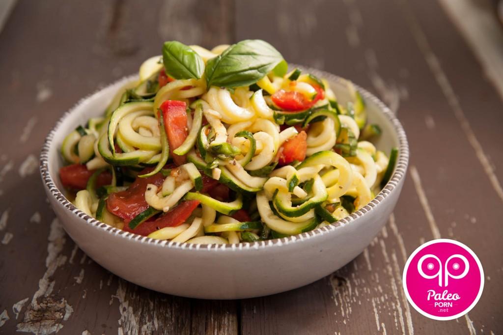 Caprese Zucchini Pasta Salad 03