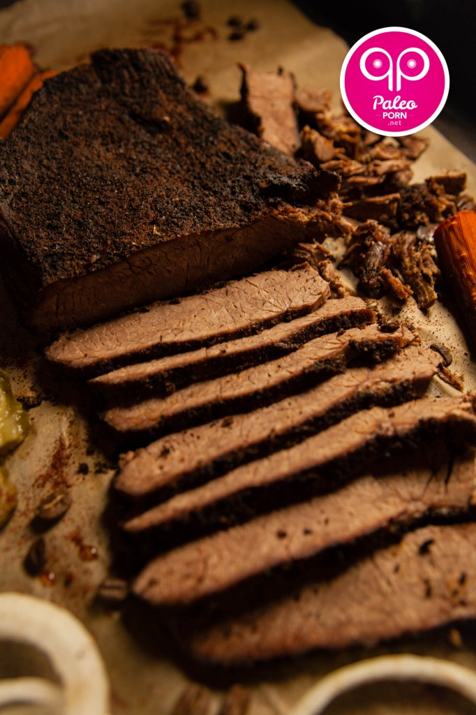 Dry Rub Paleo Beef Brisket