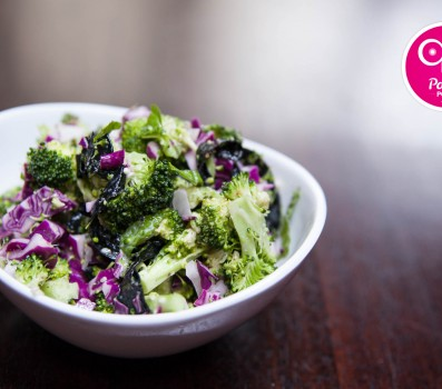 Paleo Recipe Broccoli Seaweed Salad